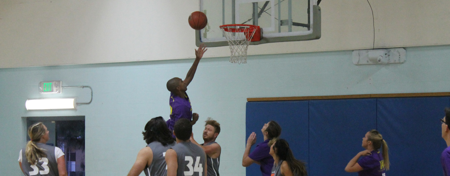 San Diego Basketball Leagues