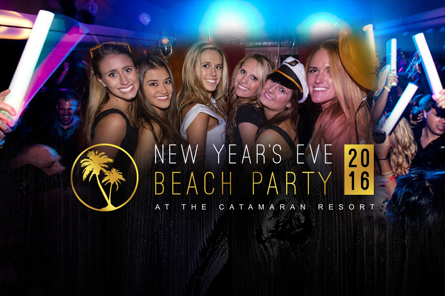 New Years Eve Party Catamaran Resort