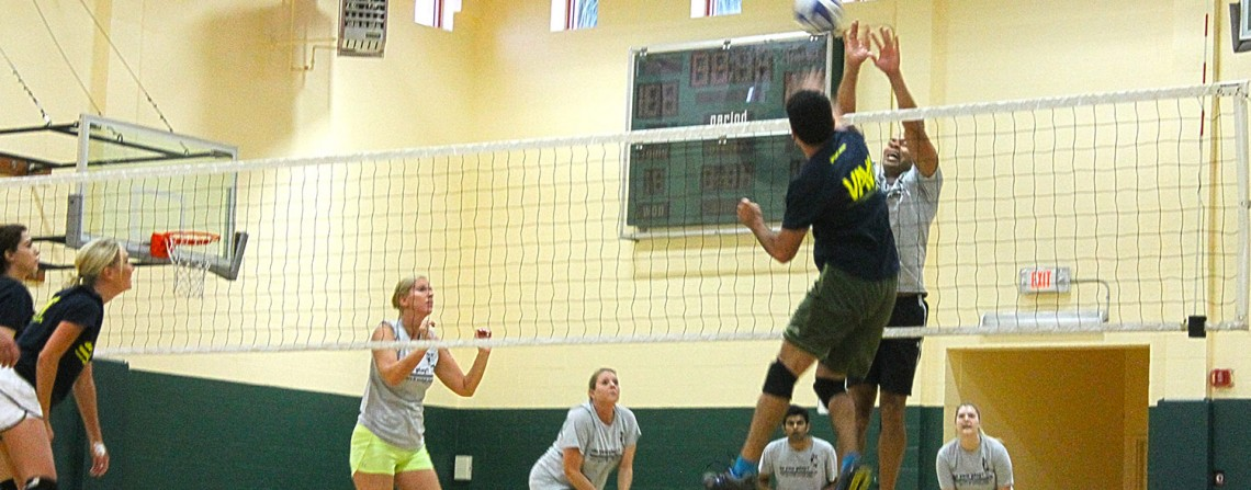San Diego Indoor Volleyball Leagues