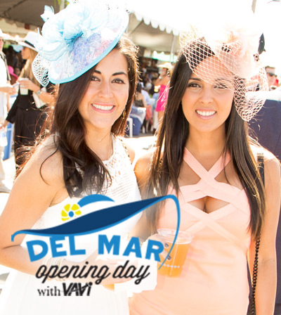 Del Mar Opening Day